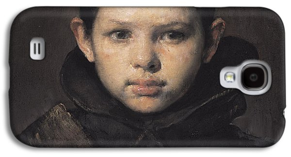 Amo Galaxy S4 Case by Odd Nerdrum