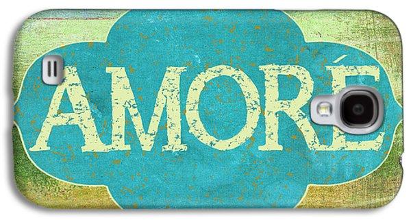 Amore Galaxy S4 Case by Marilu Windvand