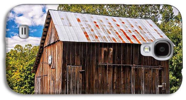 Steve Harrington Galaxy S4 Cases - An American Barn 2 Galaxy S4 Case by Steve Harrington