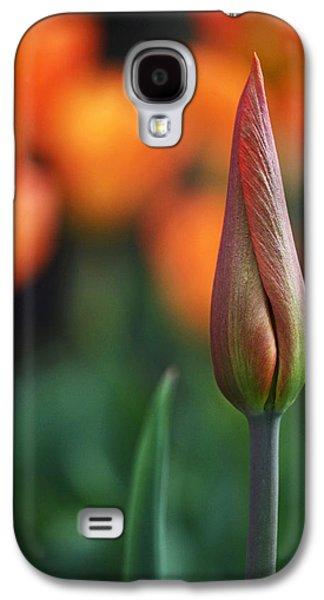 An Elegant Beginning Galaxy S4 Case by Rona Black