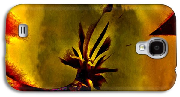 Abstract Digital Paintings Galaxy S4 Cases - An Expression of Love Galaxy S4 Case by Douglas G Gordon
