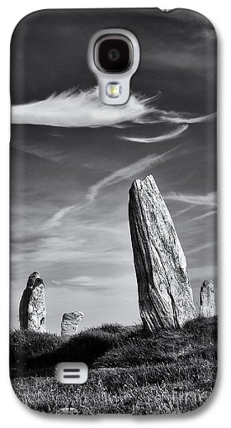 Monolith Galaxy S4 Cases - Ancient Callanish  Galaxy S4 Case by Tim Gainey