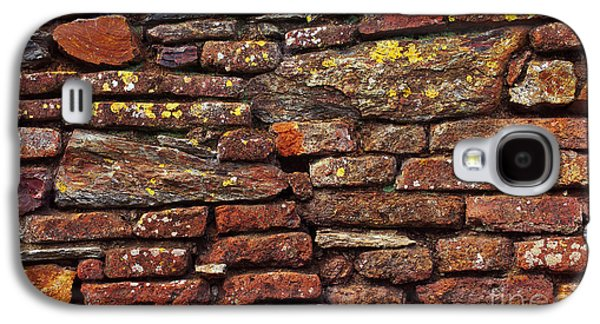 Stonewall Galaxy S4 Cases - Ancient Wall Galaxy S4 Case by Carlos Caetano