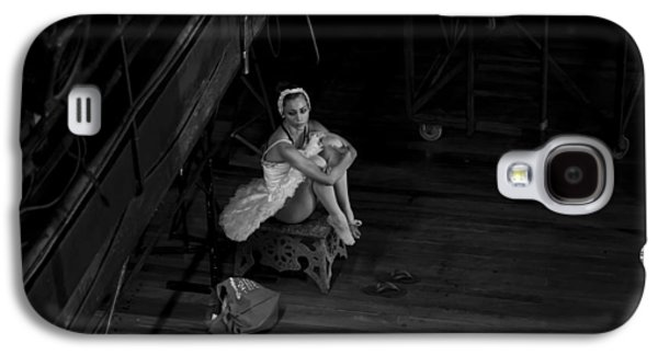 Backstage Photographs Galaxy S4 Cases - And sometimes alone Galaxy S4 Case by Artyom Shlapachenko