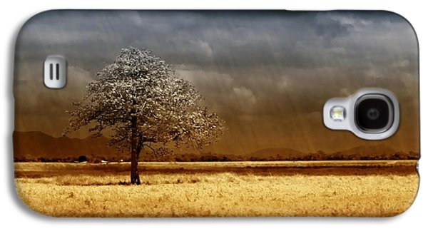 And The Rains Came Galaxy S4 Case by Holly Kempe