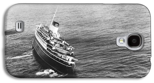 Andrea Doria Before Sinking Galaxy S4 Case by Underwood Archives