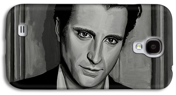 The Godfather Galaxy S4 Cases - Andy Garcia Galaxy S4 Case by Paul Meijering