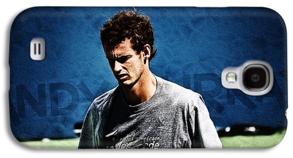 Andy Murray Galaxy S4 Case by Nishanth Gopinathan