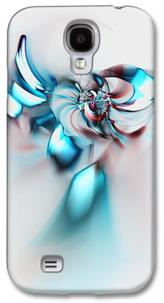 Religious Galaxy S4 Cases - Angel Galaxy S4 Case by Anastasiya Malakhova