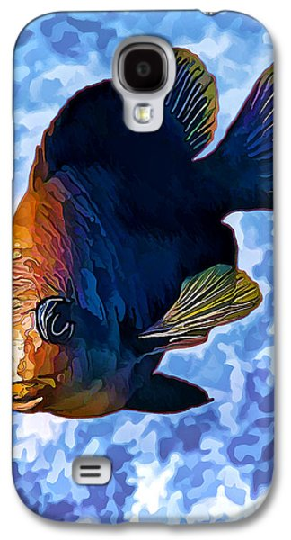 Photo Manipulation Galaxy S4 Cases - Angel Baby Galaxy S4 Case by Bill Caldwell -        ABeautifulSky Photography