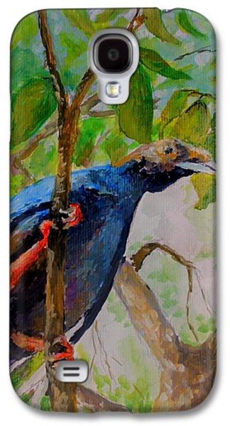 Angel Bird Of  North Moluccas Galaxy S4 Case by Jason Sentuf