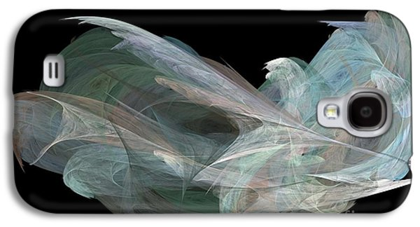 Inner Self Galaxy S4 Cases - Angel Dove Galaxy S4 Case by Elizabeth McTaggart