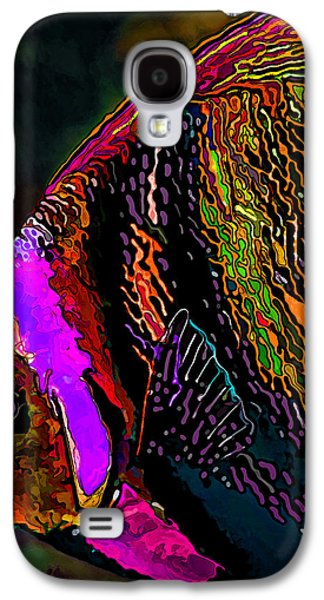 Photo Manipulation Galaxy S4 Cases - Angel Face 2 Galaxy S4 Case by Bill Caldwell -        ABeautifulSky Photography