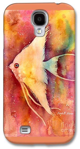 Angelfish II Galaxy S4 Case by Hailey E Herrera