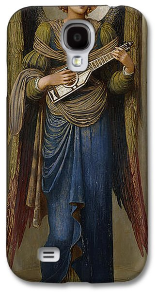 Man Looking Down Galaxy S4 Cases - Angels Galaxy S4 Case by John Melhuish Strudwick