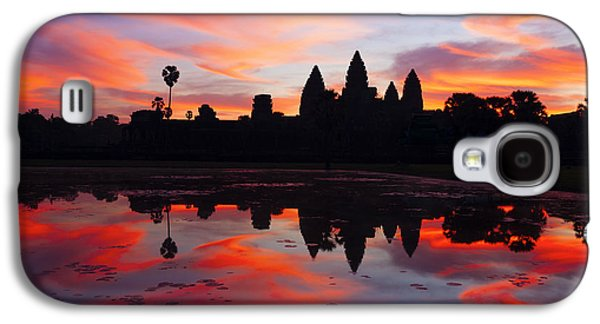 Recently Sold -  - Ancient Galaxy S4 Cases - Angkor Wat Sunrise Galaxy S4 Case by Alexey Stiop