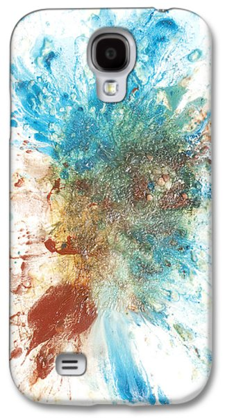 Recently Sold -  - Abstract Movement Galaxy S4 Cases - Yangs Walkabout Galaxy S4 Case by Sora Neva