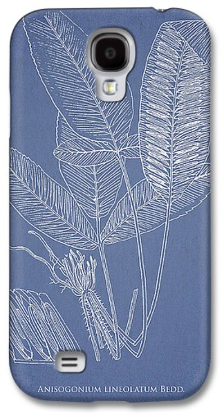 Ferns Galaxy S4 Cases - Anisogonium lineolatum Galaxy S4 Case by Aged Pixel