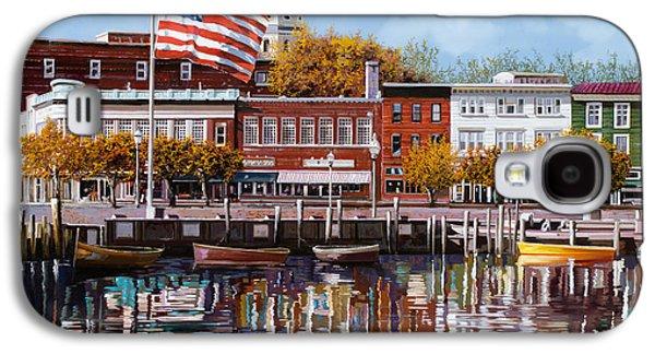 Annapolis Galaxy S4 Case by Guido Borelli