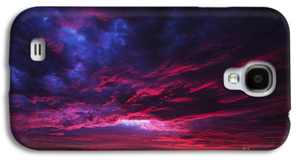 Amazing Sunset Galaxy S4 Cases - Anomaly Galaxy S4 Case by Andrew Paranavitana