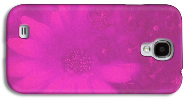 Contemplative Mixed Media Galaxy S4 Cases - Another Color Suprise Galaxy S4 Case by Pepita Selles