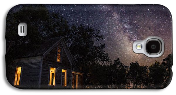 Abandoned House Photographs Galaxy S4 Cases - Another Dark Place  Galaxy S4 Case by Aaron J Groen