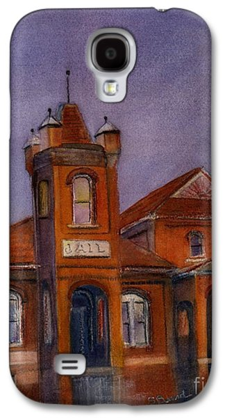 Jail Paintings Galaxy S4 Cases - Another Day Galaxy S4 Case by Stephanie Burd