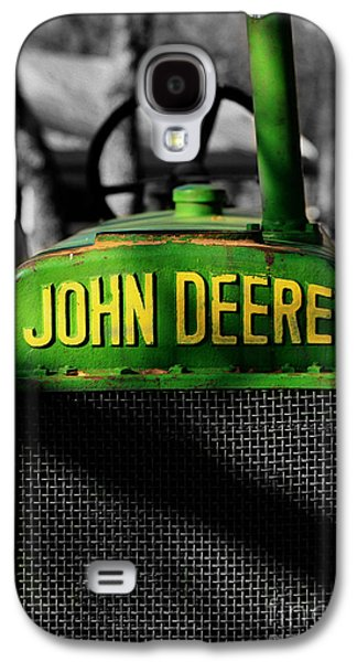 Another Deere Galaxy S4 Case by Cheryl Young