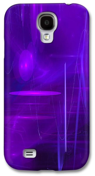 Another Dimension Galaxy S4 Case by Victoria Harrington
