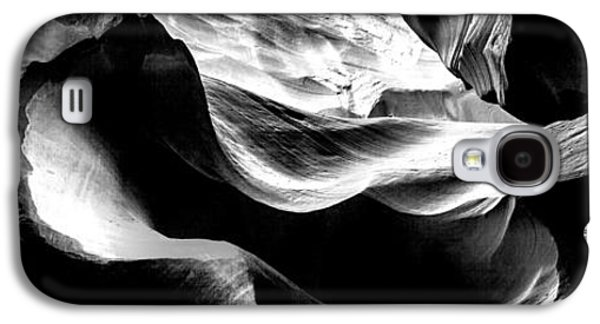 Sun Galaxy S4 Cases - Antelope Canyon Rock Wave 2 Galaxy S4 Case by Az Jackson