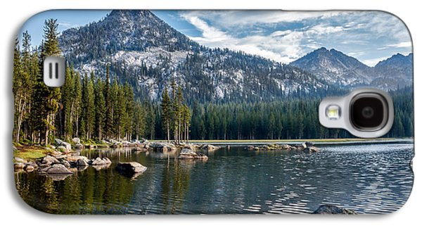 Anthony Lake Galaxy S4 Case by Robert Bales