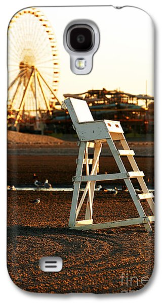 Anticipation Photographs Galaxy S4 Cases - Anticipation Galaxy S4 Case by John Rizzuto