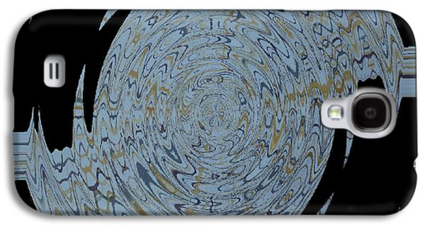 Abstract Digital Paintings Galaxy S4 Cases - Antique Elegance Galaxy S4 Case by Wayne Cantrell