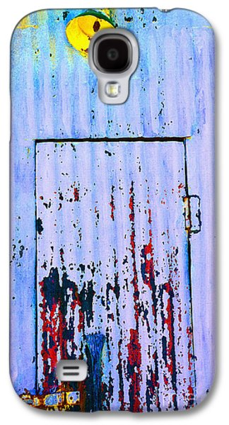 Makeshift Galaxy S4 Cases - Antique Garage Entrance Galaxy S4 Case by Christine  Dekkers