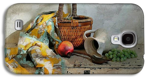 Still Life With Old Pitcher Galaxy S4 Cases - Any Day Galaxy S4 Case by Diana Angstadt