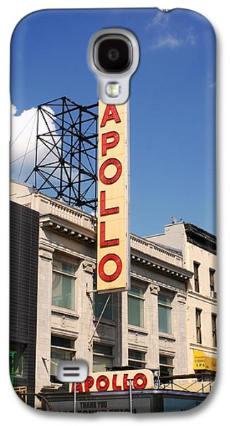 Apollo Theater Galaxy S4 Case by Martin Jones