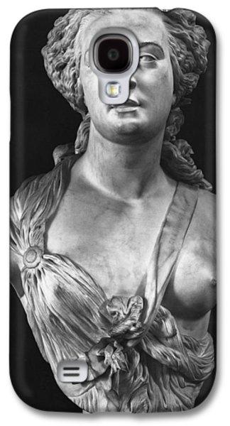 Statue Portrait Galaxy S4 Cases - Apollonie Sabatier Galaxy S4 Case by Jean Baptiste Auguste Clesinger