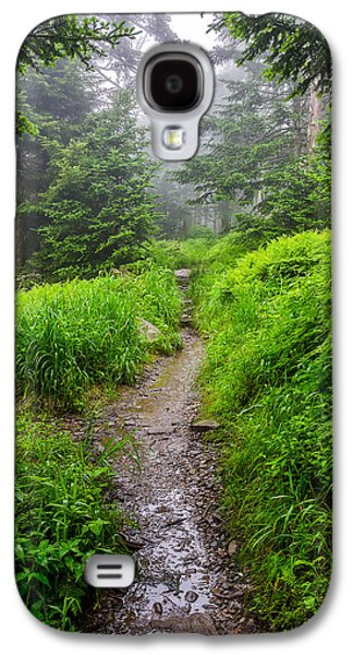 Gatlinburg Galaxy S4 Cases - Appalachian trail at Clingmans dome Galaxy S4 Case by Anthony Heflin
