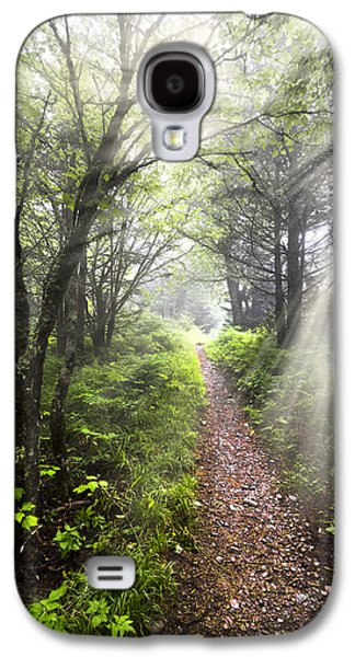 Appalachian Trail Galaxy S4 Case by Debra and Dave Vanderlaan