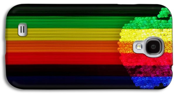 Apple Computer Inc Galaxy S4 Case by Benjamin Yeager