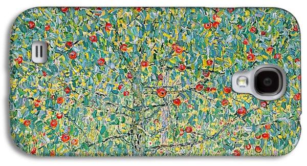 Apple Tree I Galaxy S4 Case by Gustav Klimt