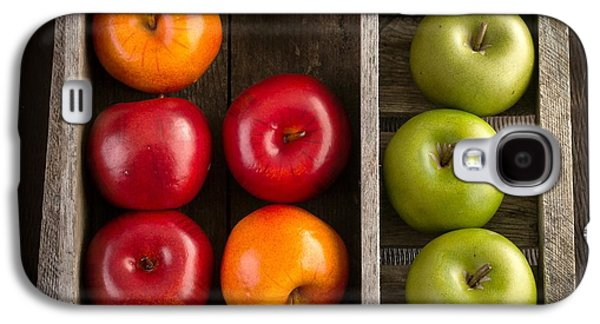 Doctor Photographs Galaxy S4 Cases - Apples Galaxy S4 Case by Edward Fielding