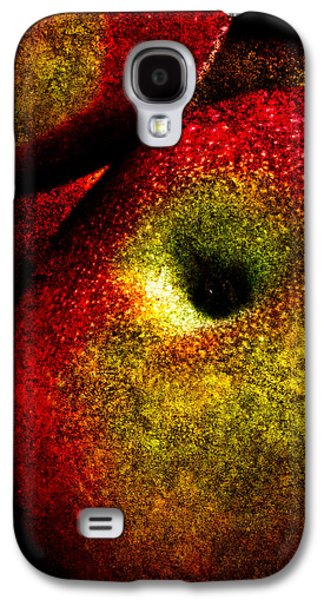 Apple Photographs Galaxy S4 Cases - Apples Two Galaxy S4 Case by Bob Orsillo