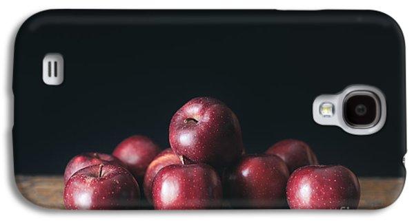 Apples Galaxy S4 Case by Viktor Pravdica