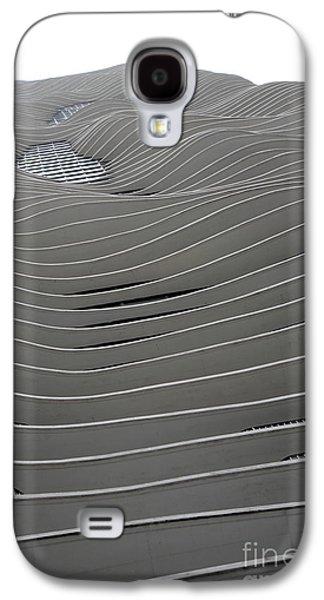 Aqua Condominiums Galaxy S4 Cases - Aqua - 2 Galaxy S4 Case by David Bearden