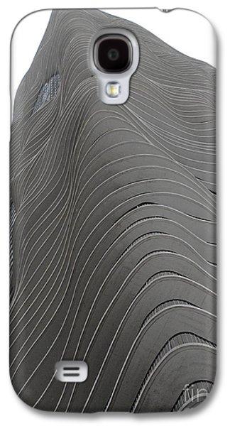 Aqua Condominiums Galaxy S4 Cases - Aqua - 5 Galaxy S4 Case by David Bearden