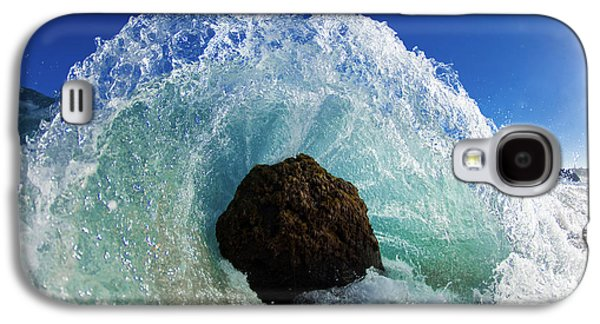 Ocean Art Photography Galaxy S4 Cases - Aqua Dome Galaxy S4 Case by Sean Davey