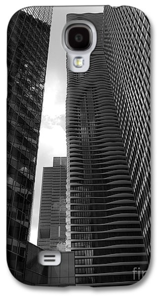 Aqua Condominiums Galaxy S4 Cases - Aqua-Swissotel-et al Galaxy S4 Case by David Bearden