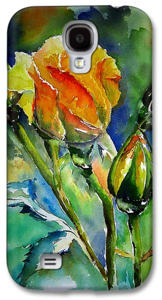 Aquarelle Galaxy S4 Case by Elise Palmigiani