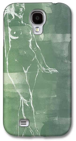 Nude Digital Galaxy S4 Cases - Architecture Galaxy S4 Case by Aged Pixel